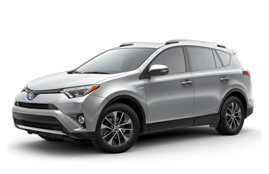 New Toyota RAV4 Hybrid in Fresno