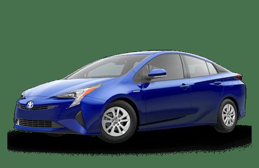 New Toyota Prius near Salinas
