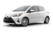 New Toyota Yaris at Hattiesburg