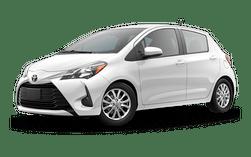 New Toyota Yaris at Milwaukee