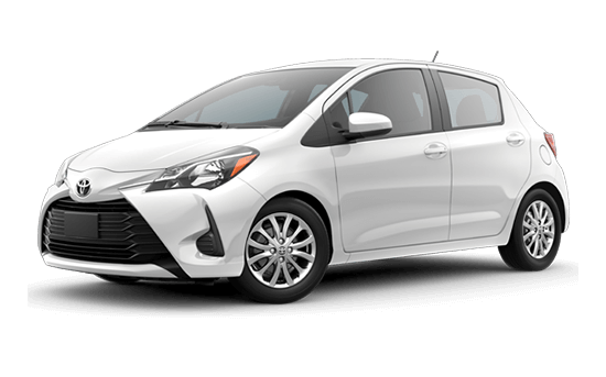 New Toyota Yaris near Salinas