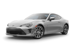 New Toyota 86 at Petaluma