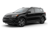 New Toyota RAV4 at Canonsburg