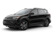 New Toyota RAV4 at Lexington