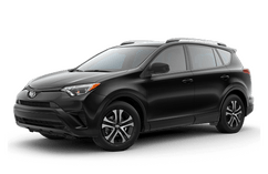 New Toyota RAV4 at Milwaukee