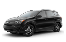 New Toyota RAV4 at Pocatello
