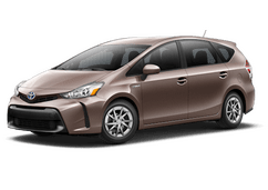 New Toyota Prius v at Decatur