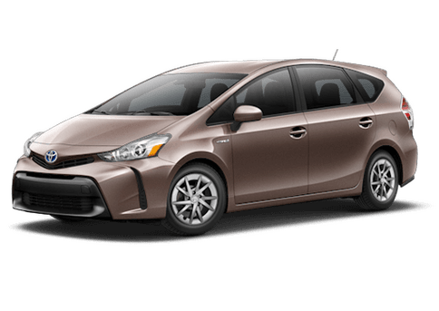 New Toyota Prius v in Decatur