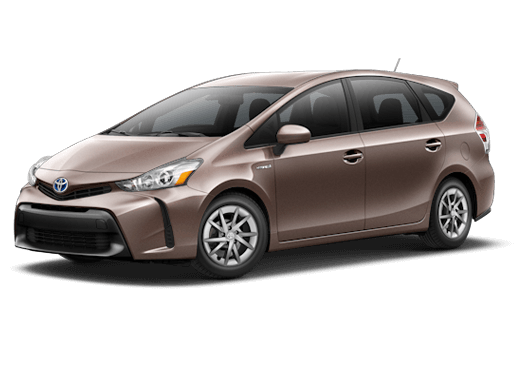 New Toyota Prius v near Decatur