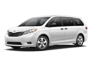New Toyota Sienna at Lexington