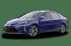 New Toyota Corolla at Milwaukee
