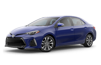 New Toyota Corolla near Moline