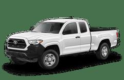 New Toyota Tacoma at Milwaukee