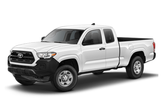 New Toyota Tacoma near Salinas