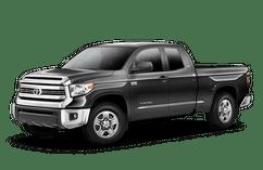 New Toyota Tundra at Milwaukee