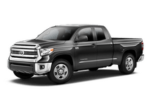 New Toyota Tundra at Pocatello