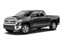 New Toyota Tundra at Westminster