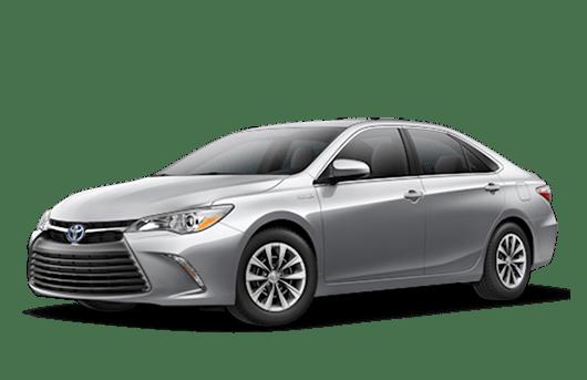 New Toyota Camry Hybrid near Birmingham