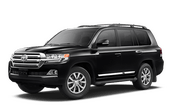 New Toyota Land Cruiser at Hattiesburg