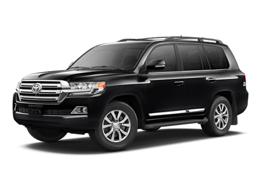 New Toyota Land Cruiser in Columbia