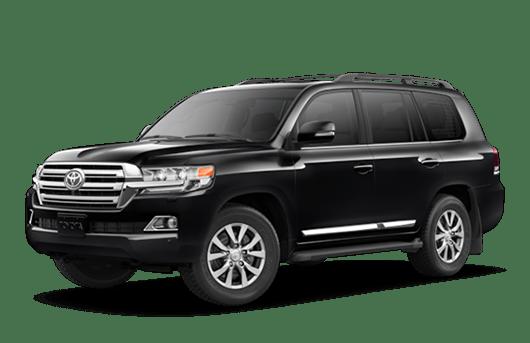 New Toyota Land Cruiser in Napa