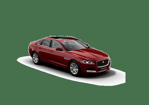 New Jaguar XF near Kansas City