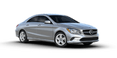 New Mercedes-Benz CLA at Peoria