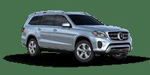 New Mercedes-Benz GLS at Houston