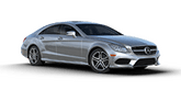 New Mercedes-Benz CLS at Peoria