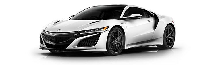 New Acura NSX near McMurray