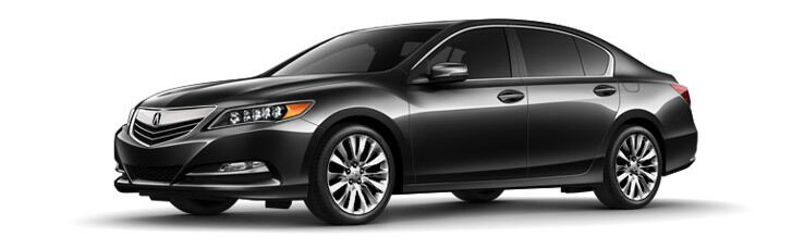 New Acura RLX with Technology Package near Auburn