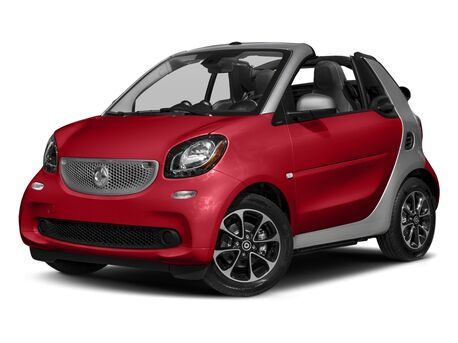 New smart fortwo in Coral Gables