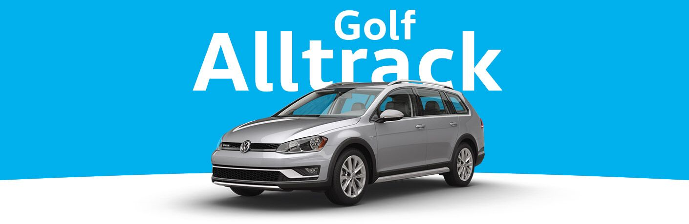 New Volkswagen Golf Alltrack Mason City, IA