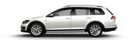 New Volkswagen Golf Alltrack at Watertown
