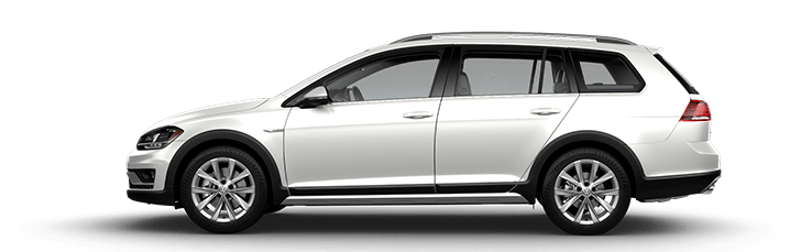 New Volkswagen Golf Alltrack near Everett