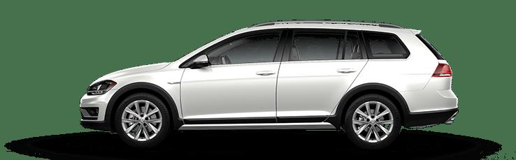 New Volkswagen Golf Alltrack near Los Angeles