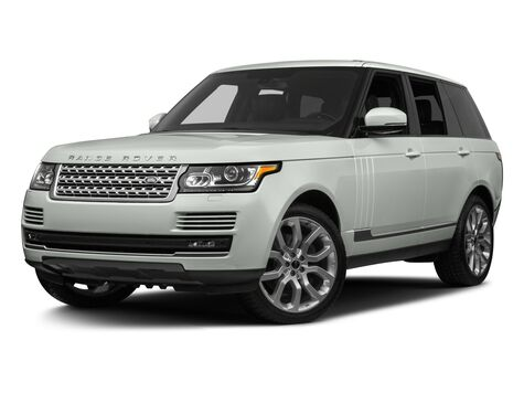 New Land Rover Range Rover in Savannah