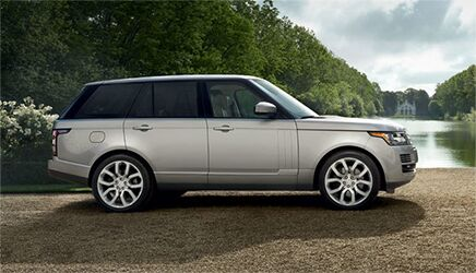 New Land Rover Range Rover near Memphis