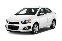 New Chevrolet Sonic at Green Bay