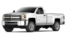 New Chevrolet Silverado 3500HD at Green Bay