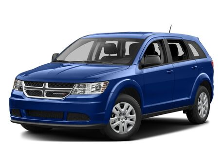 New Dodge Journey in Pampa
