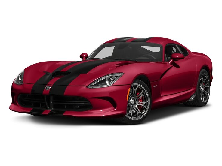 New Dodge Viper near Paw Paw