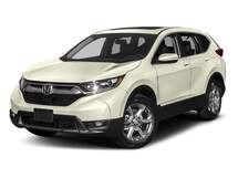 New Honda CR-V at Jackson