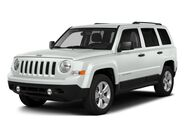 New Jeep Patriot at Greenwood