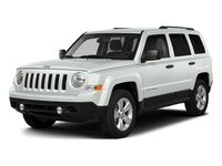 New Jeep Patriot at Paw Paw