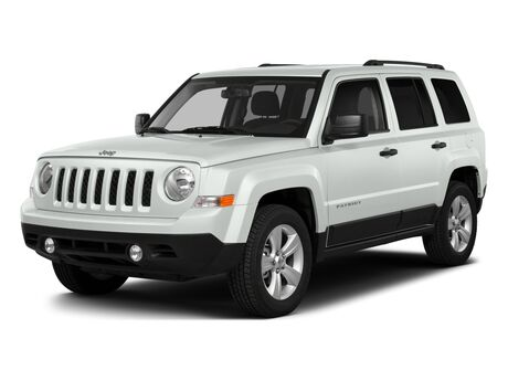 New Jeep Patriot in Weslaco