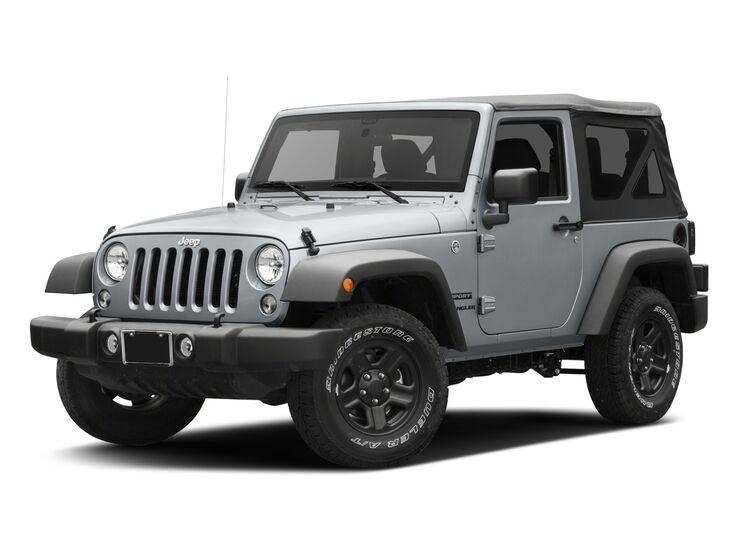 New Jeep Wrangler near Paw Paw