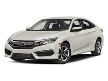 New Honda Civic Sedan at Jackson
