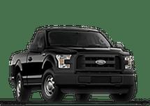 New Ford F-150 at Green Bay