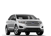 New Ford Edge at Sheboygan